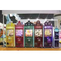 Buy cheap Commercial LED Toy Candy Claw Machine , Children & Adults Claw Vending Machine from wholesalers