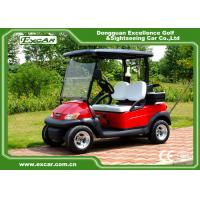 Buy cheap Pink Black 48V Club Car Golf Cars A1S2 With 20A Off Board Charger from wholesalers