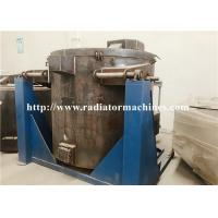 Buy cheap 1000kg Aluminum Titling Electric Crucible Melting Furnace 1.7*1.6*1.4m Dimension from wholesalers