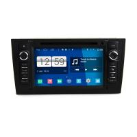 """Buy cheap 7""""2DIN android car dvd android 4.4.4 HD 1024*600 for Audi A6 with 4 Core CPU, Mirror link,WIFI,Bluetooth product"""