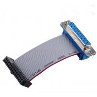 Buy cheap 40 Pin Flex Ribbon Cable Ul2651 Sory Standard PBT Material Gold Plated from wholesalers