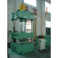 Buy cheap Automatic 4 Column Type Hydraulic Press Machine 315 Ton PLC Control from wholesalers