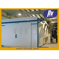Buy cheap Abrasive Glass Bead Sandblasting Room / Booth For Surface Cleaning from wholesalers