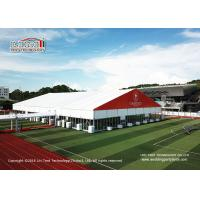 Buy cheap 40X60M Durable Aluminum Frame Outdoor Event Tents For 5000 People Graduation Ceremony from wholesalers