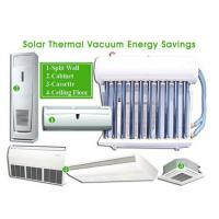 Buy cheap hybrid solar air conditioner Solar Energy System 12000BTU from wholesalers