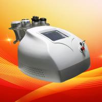 Buy cheap Ultrasonic liposuction cavitation rf slimming machine for body shaping skin tightening product