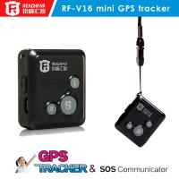 Buy cheap 2015 electronic products small gps tracking chips for sale gps tracking device for people from wholesalers