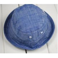 Buy cheap custom cotton cool kids bucket hat west cowboy caps from wholesalers