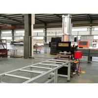 Buy cheap Busbar Cutting Hydraulic Busbar BenderMachine Single - Arm Type Integral Structure product