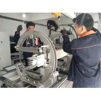 Buy cheap Compact Busbar assembly Machine, High Efficiency Busbar reversal machine product