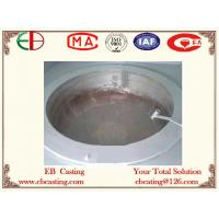 Quality Tin Melting Furnace Kettle Heat-resistant Cast Iron EB4069 for sale