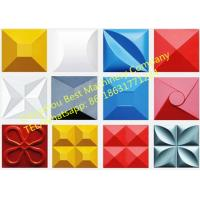Buy cheap Hydraulic 3D Wall Tile Roof Color Steel Panel Making Machine PLC Control System from wholesalers