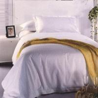 Buy cheap 4/5 star hotel bedding set, made of cotton from wholesalers