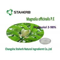 Buy cheap Magnolia Officinal P.E. Supercritical Fluid Extraction Antioxidant Anti - Tumor Drug from wholesalers