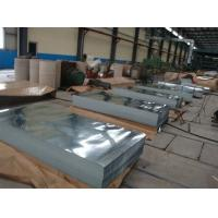 Buy cheap SGCC SGLCC DX51D Galvanized Metal Sheets ASTM A653 HDGSteel For Roofing from wholesalers