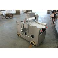 Buy cheap 0.75kw Fortune Cookie Maker , Commercial Cookie Machine 100-180kg/H Production Capacity from wholesalers