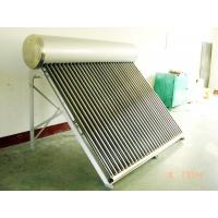 Buy cheap low cost high quality non-pressurized solar water heater from wholesalers