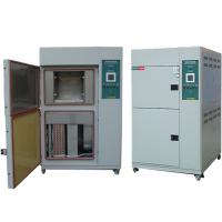 Buy cheap 2 Zones Environmental Test Chamber , Climatic Temperature Thermal Shock Test Chamber Basket Type from wholesalers
