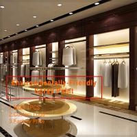 Buy cheap Nice modern retail men's clothing store interior design from wholesalers