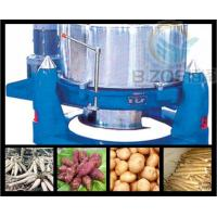 Buy cheap Saving water/20 years experiences/free train/ss cassava flour machine from wholesalers