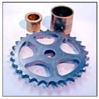 Buy cheap Sintered And Shaped Powder Metallurgy Plain Bearing No Maintenance from wholesalers