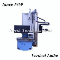 Buy cheap Double Column Cnc Vertical Turning Lathe Machining Oil Flange Long Lifespan from wholesalers