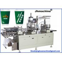 Buy cheap Automatic Paper Cup Lid Machine for sale/Big forming area Thermorforming Machine from wholesalers