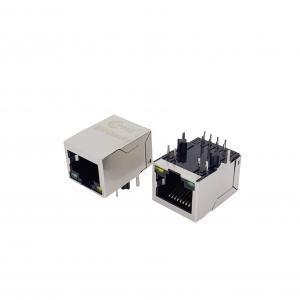 Buy cheap Right PCB Mount LED Transformer RJ45 Modular Jack product