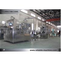 Buy cheap Soda Washing Filling Capping Machine  Bottle Carbonated Water Filler Machine from wholesalers