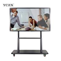 Buy cheap HD All In One Infrared Touch Screen Monitor 75 For Work Discussion from wholesalers