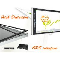 Buy cheap Aluminum frame All-in One touch PC & Tv 10 points touching for Education and Classroom from wholesalers