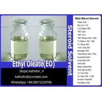 Buy cheap Solvent Ethyl Oleate (EO) Muscle Gain Steroids Inject Liquid Homebrew  111-62-6 from wholesalers