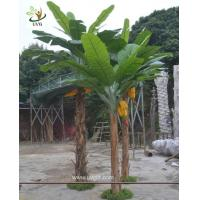 uvg btr047 indoor large artificial plants with faux banana tree for garden landscaping 105822255. Black Bedroom Furniture Sets. Home Design Ideas