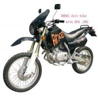 Buy cheap 250CC 300CC Dirt Bike with EPA EEC GY300-4 from wholesalers