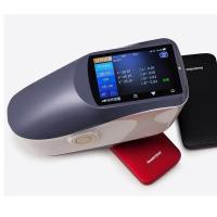 Buy cheap Rayon fabric spectrophotometer d/8 YS3060 with UV light source compare to Xrite CI64 spectrophotometer product