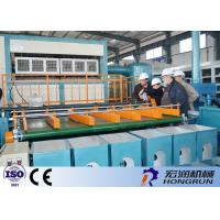 Buy cheap Fully Automatic Egg Tray Machine , Paper Seed Tray Making Machine Rotary Type from wholesalers