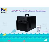 Buy cheap 3 - 7g Adjustable 20 - 100% Household Ozone Generator Machine With Timer CE from wholesalers