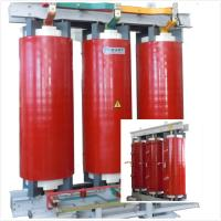 Buy cheap 6.6 KV - 3000kVA Dry Type Transformer Fireproof Dry Type Power Transformer from wholesalers