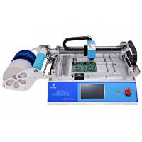 Buy cheap All-in-one CHMT48VA Automatic Pick And Place Machine / SMD Chip Mounter Machine, Full Touch Screen from wholesalers