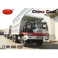 China Metal Mining Tipper Truck Transportation Equipment For WD615.47T2 on sale