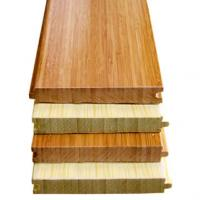 Buy cheap High Gloss Soundproof Bamboo Floating Flooring product