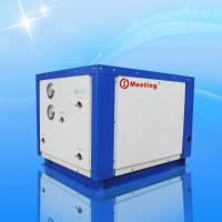 Buy cheap Industrial Cold Climate Water Cooled Heat Pump  , Geothermal Water To Water Heat Pump from wholesalers