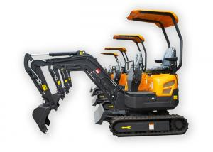 Buy cheap 7.5 kw Xn08 Xn16 Belparts Hydraulic Excavator from wholesalers