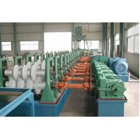 Buy cheap Countryside Road Safety Protection Guardrail Roll Forming Machine With Universal Coupling Export to Russia from wholesalers