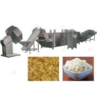 Buy cheap Dehydrated Coconut Chips Making Machine Drying Crunchy Chips CE Certification from wholesalers