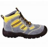 Buy cheap Men′s Leather Safety Shoes product
