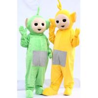 Buy cheap Adult Cartoom Character Teletubbies Mascot Costumes with High quality helmet from wholesalers