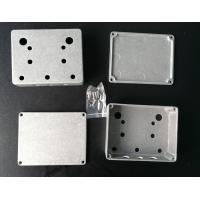 Buy cheap ROHS Recycling Custom Drilled Die Casting Aluminium Enclosures for Electronics from wholesalers