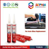 Buy cheap polyurethane windshield sealant fast curing from wholesalers