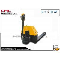 Buy cheap 1.5T Electric Pallet Jack New Mall Superman mini pallet jack for sea port from wholesalers
